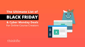 photoshop cc black friday amazon the ultimate list of black friday deals for online course creators