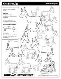 horse templates free for personal arts and crafts projects for