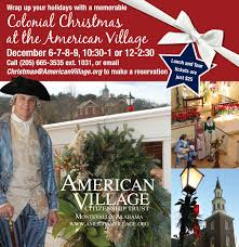 2016 christmas lunch and tour american village citizenship trust