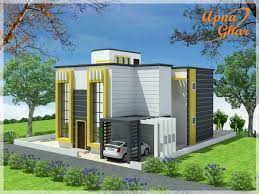 beautiful duplex house design from apna ghar gallery this is