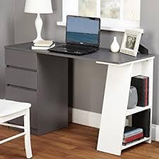 amazon com modern writing computer desk blend modern design and