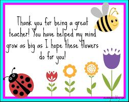 thank you cards for teachers thank you printable for teachers gift ideas