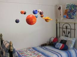 Best  Model Of Solar System Ideas On Pinterest Planets Of - Hanging solar system for kids room