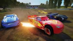 cars 3 debuts video game first look ew com