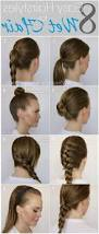 quick easy hairstyles to do with wet hair hairstyles