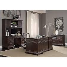 Home Office Credenza Weston Credenza W Hutch El Dorado Furniture