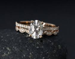 Etsy Wedding Rings by Engagement Rings Etsy