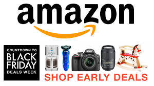 amazon black friday tcl amazon reveals list of black friday deals u2014 and the sale starts