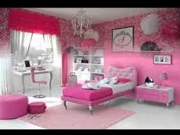 Wallpaper Design Ideas For Bedrooms Pink Wallpaper Design Ideas For Girls Room Youtube
