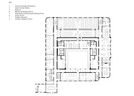 university library floor plan wilkinson eyre inserts contemporary details into oxford university