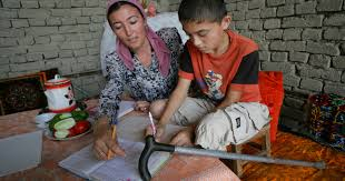Is Being Blind A Physical Disability Children With Disabilities Global Partnership For Education