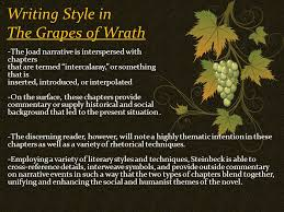 grapes of wrath themes and symbols the grapes of wrath john steinbeck ppt video online download