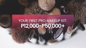 Makeup Kits For Makeup Artists How Much It Really Costs To Be A Makeup Artist Cosmo Ph
