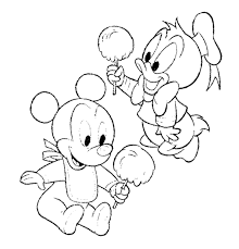 printable 30 baby mickey mouse coloring pages 5706 mickey mouse