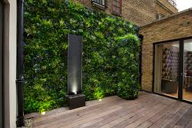 wall garden design house scheme