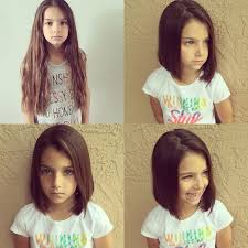 haircuts after donating hair the 25 best little girl haircuts ideas on pinterest girl