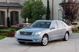 lexus car 2001 top 14 status symbol cars at bargain prices