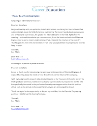 Thank You Letter For Meeting Business by 4 Sample Thank You Message It Cover Letter