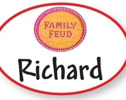 Family Feud Name Tag Template Family Feud Name Tag Template Www Researchpaperspot