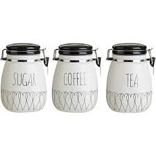 kitchen tea coffee sugar canisters new heartlines tea coffee sugar canisters kitchen storage ceramic