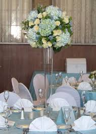 Blue Vases For Wedding Best 25 Blue Hydrangea Centerpieces Ideas On Pinterest Blue
