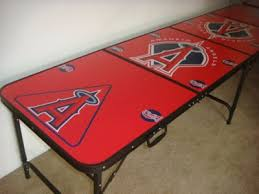 Custom Beer Pong Tables by Jonny Andres A Light Introspectove Custom Beer Pong Flip Cup