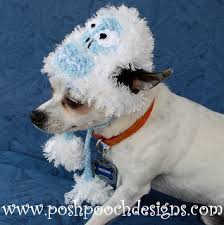 abominable snowman costume ravelry abominable snowman dog hat pattern by sach