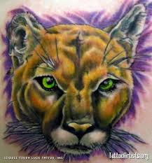 mountain lion 2010 tattoo artists org