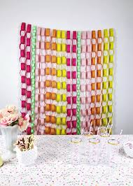 Paper Backdrops 15 Diy Photo Backdrops For Every Occasion Hgtv