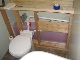 basement toilet systems basement ideas
