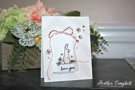 Avery Invitation Cards Video Hop Using Avery Elle More Stories By Heather Campbell Youtube