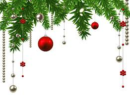 christmas tree ball decorations clipart clipartxtras