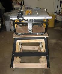 wood table saw stand table saw stand sitez co