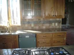 Slate Tile Backsplash Pictures And by Slate Tile Backsplash Ideas Clever Kitchen Tile Ideas New Basement
