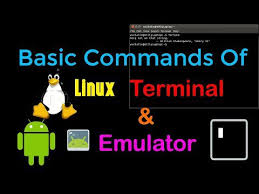 android terminal emulator commands top 10 basic linux terminal commands adb shell android terminal