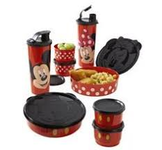 Mickey Mouse Kitchen Set by Tupperware Disney Magical Snack Set Minnie Only 19 Sale Ends