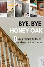how to modernize honey oak cabinets 11 different ways getting rid of honey oak can modernize