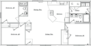 ranch log home floor plans basic home floor plans open style ranch house plans log home floor