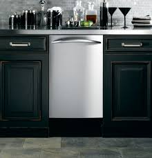 Install A Dishwasher In An Existing Kitchen Cabinet Ge Profile Series 18