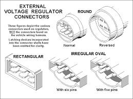 inspiring 4 wire ford voltage regulator wiring diagram images best