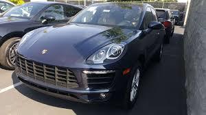 Porsche Macan Blue - new porsche macan inventory in santa clara california