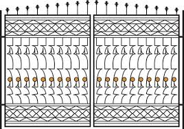 ornamental iron free vector 10 050 free vector for