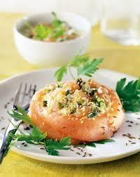 carvi cuisine recette tartare de truite marinée au carvi