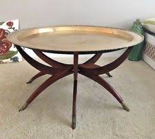 moroccan tea table stand moroccan brass table ebay