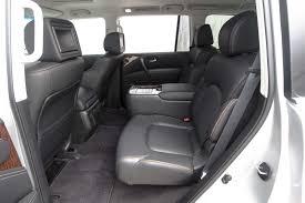 2017 nissan armada platinum interior nissan armada platinum rear interior seats member albums gear