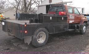 1993 chevrolet kodiak crew cab service truck item i5629