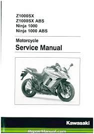 kawasaki z1000sx manual u2013 idea di immagine del motociclo