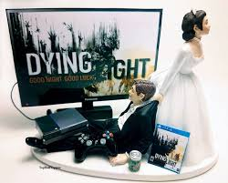 43 Best Funny Images On - wedding cake topper xbox pics 43 best funny wedding cake topper