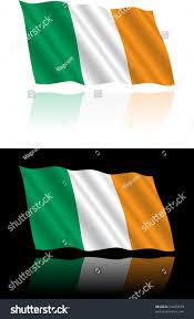 Images Of The Irish Flag Irish Flag Flowing Stock Vector 54469339 Shutterstock
