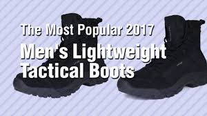 men u0027s lightweight tactical boots the most popular 2017 youtube
